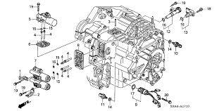 2005 honda cr v 5 door lx (4wd) ka 5at at sensor solenoid 2002 Honda CR-V Engine Diagram 2005 Honda Cr V Engine Diagram #44