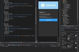 Xamarin Forms Designer Visual Studio Whats New For Xamarin Developers In Visual Studio 2019