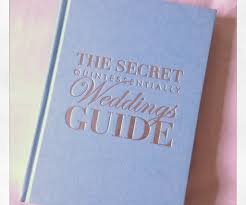 Books Planners My Little Wedding Book