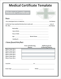 Fake Doctors Note Free For Work Doctors Notes Templates Dr For Work Doctor Format School