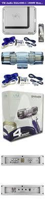 17 terbaik ide tentang car audio capacitor di audio mobil vm audio exa1600 1 1600w mono amp blue 4 gauge wiring kit 2 0 capacitor