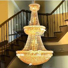 nice large chandeliers for foyers popular crystal chandelier foyer uk