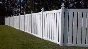 vinyl fencing. 1 Vinyl Fencing