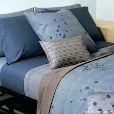 periwinkle blue bedding sets home bamboo flower full queen comforter hyacinth
