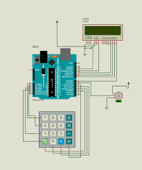 code for my project arduino smart door lock works in proteus enter image description here