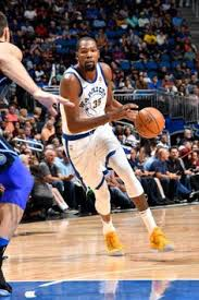 kevin durant of the golden state warriors handles the ball against the orlando magic on december 1 2017 at amway center in orlando florida note to
