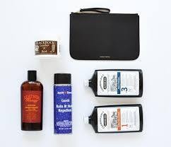 mansur gavriel leather care leather conditioners and protectors