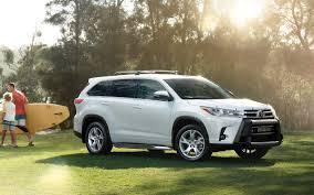 Comparison - Toyota Kluger Grande 2017 - vs - Toyota Highlander ...