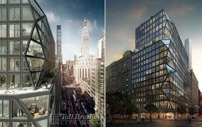 121 east 22nd street 2 gramercy toll brothers manhattan condos