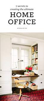 ultimate home office. The Secrets To Creating Ultimate Home Office | Custom Writing, Hygge And Designs