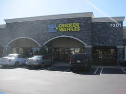 the clientele are largely black but that shouldn t be surprising in this part of georgia because it s the same in the nearby olive garden