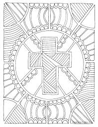 Free Religious Easter Coloring Pages To Print Free Printable