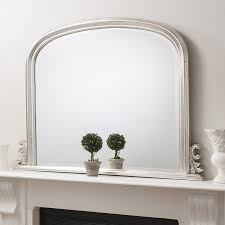 beauty mirror silver over mantle mirror big long mirrors round mirror fireplace how high to hang a mirror over a fireplace