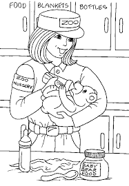 zookeeper coloring page. Modren Coloring Zoo Keeper Coloring Page Pages For Kids  Books Zookeeper Pinterest