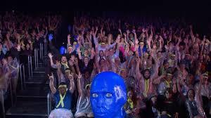 Blue Man Group Luxor Hotel Casino Las Vegas Nv