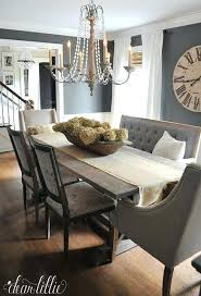 kitchen table with built in bench. Small Dining Room Ideas Bench Lovely Best Table On For Kitchen Regarding . With Built In
