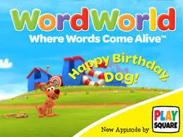Apps Games Wordworld