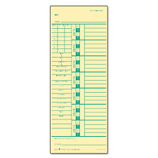 printable time card time card for acroprint and simplex geographics