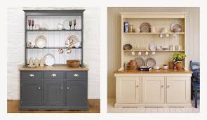 Small Picture Freestanding Dressers Larder Cupboards