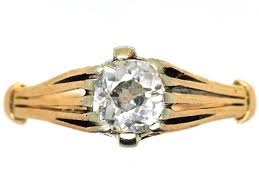 Antique Engagement Rings, Vintage Engagement Rings - The Antique ...