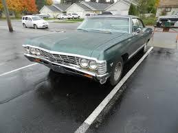 1967 Chevrolet Impala 4 Door Hardtop - Supernatural Clone Project ...