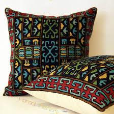 moroccan throw pillows. Kilim Tribal Throw Pillow, Navajo Moroccan Aztec Pillows