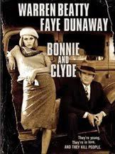 Image result for In 1967, a feature movie starring Warren Beatty and Faye Dunaway glamorized the couple.