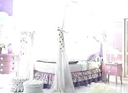 Girls Canopy Canopies For Little Girl Beds Bed Purple Bedroom Ideas
