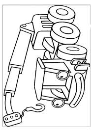Small Picture Bob the Builder Free Coloring Pages Part 5