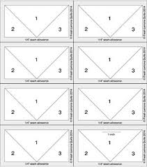 92 best paper piecing images on Pinterest | Patterns, Bags and Closer & Flying Geese Paper Pieced Templates in various sizes with link to free  paper piecing tutorial. Quilting ... Adamdwight.com