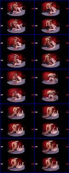 3D VR Ariel X Ella Nova Lesbian Strap On Fucking KinkVR.