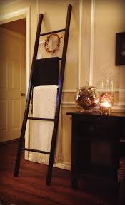 Diy Blanket Ladder Were All Muggles 10 Quilt Ladder Diy