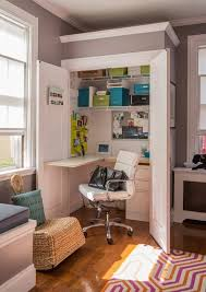 diy closet office. Create A Space To Work At Home In Style: Modern DIY Desk Ideas. Lifestyle ChangesCloset OfficeOffice Diy Closet Office