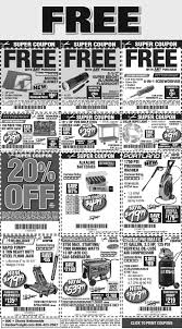 Digital Savings and Coupons from Harbor Freight