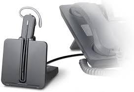 cs540 wireless headset shot