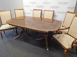 ethan allen dining table and chairs beautiful craigs mart tables chair sets ethan a di