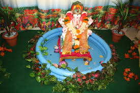 tips for ganpati decoration at home home decor