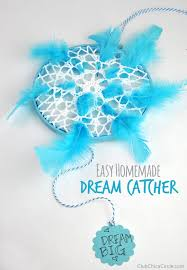 Easy Homemade Dream Catchers Classy Easy Homemade Dream Catcher Craft For Kids By Club Chica Circle