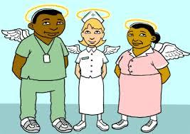 Resultado de imagen de angel nurse