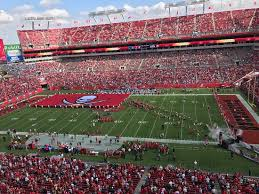 Raymond James Stadium Seating Chart Club Level Club Seats At Bucs Game Worth The Cost Review Of Raymond
