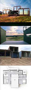 Homes Built From Shipping Containers 1137 Best For The Shipping Container House Images On Pinterest