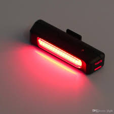 Best Back Light Bike New Usb Rechargeable Bike Bicycle Light Rear Back Safety Tail Light Red