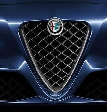 alfa romeo grill. Unique Grill Alfa Romeo Giulia Front Grille With Carbon Fibre Insert Quadrifoglio  Version Intended Grill A