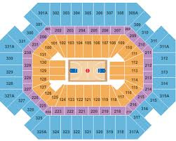 Thompson Boling Arena Seating Chart With Rows Thompson Boling Arena Seating Chart Knoxville