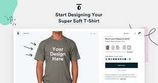 Website Where You Can Make Your Own Shirts Premium Super Soft Custom Printed T Shirts Real Thread