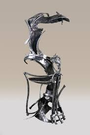 contemporary art furniture. Using Traditional Blacksmithing Techniques As Well Modern Fabrication  Tools He Creates Fine Art Furniture Contemporary L