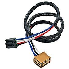 amazon com reese towpower 78124 brake control wiring harness for reese towpower 7805011 brake control wiring harness for chevy