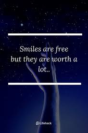 25 Smile Quotes That Remind You Of The Value Of Smiling