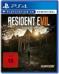 Resident Evil 7 Biohazard Ps4 Spiel Real