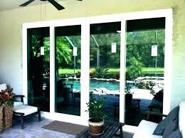 ft sliding patio doors foot glass door design astonishing 6 10 high f